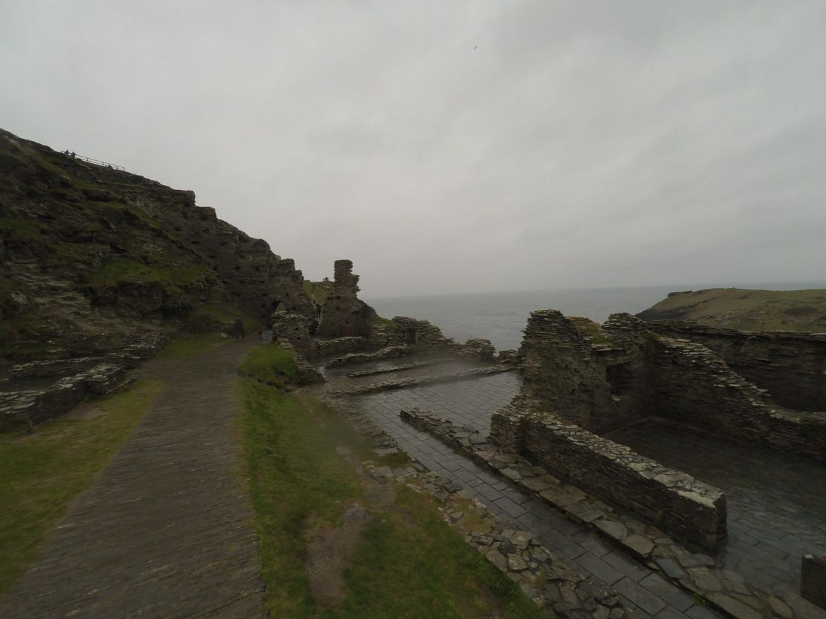 Castillo Tintagel