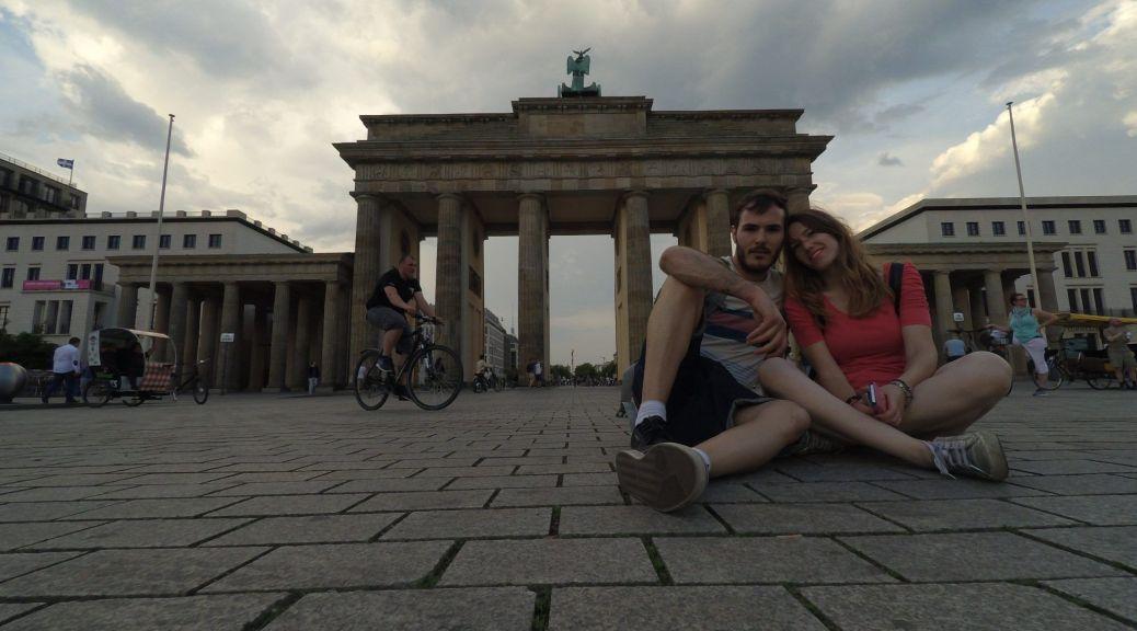 Berlín en 4 días: Puerta Brandemburgo