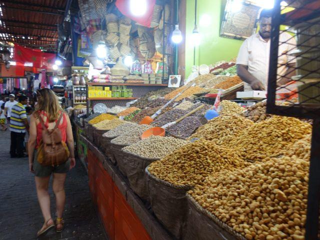 Marrakech, El Zoco