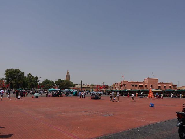 Jemma el Fna, Marrakech
