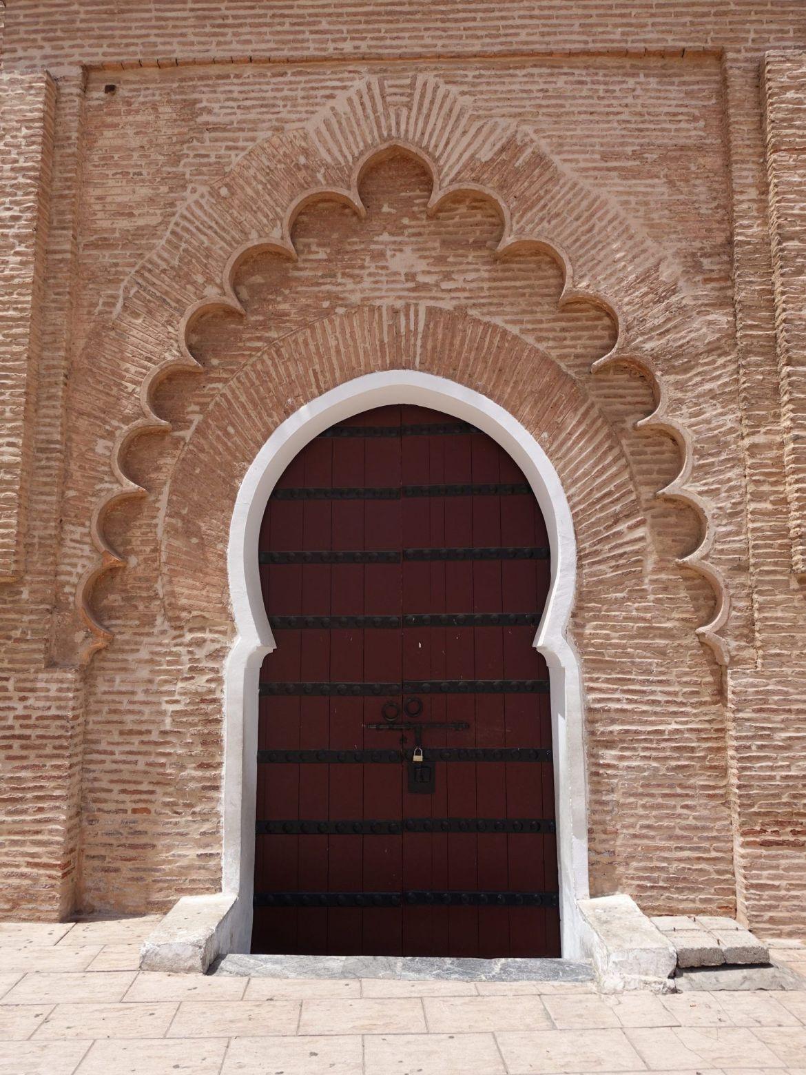 Mezquita Koutobia, Marrakech
