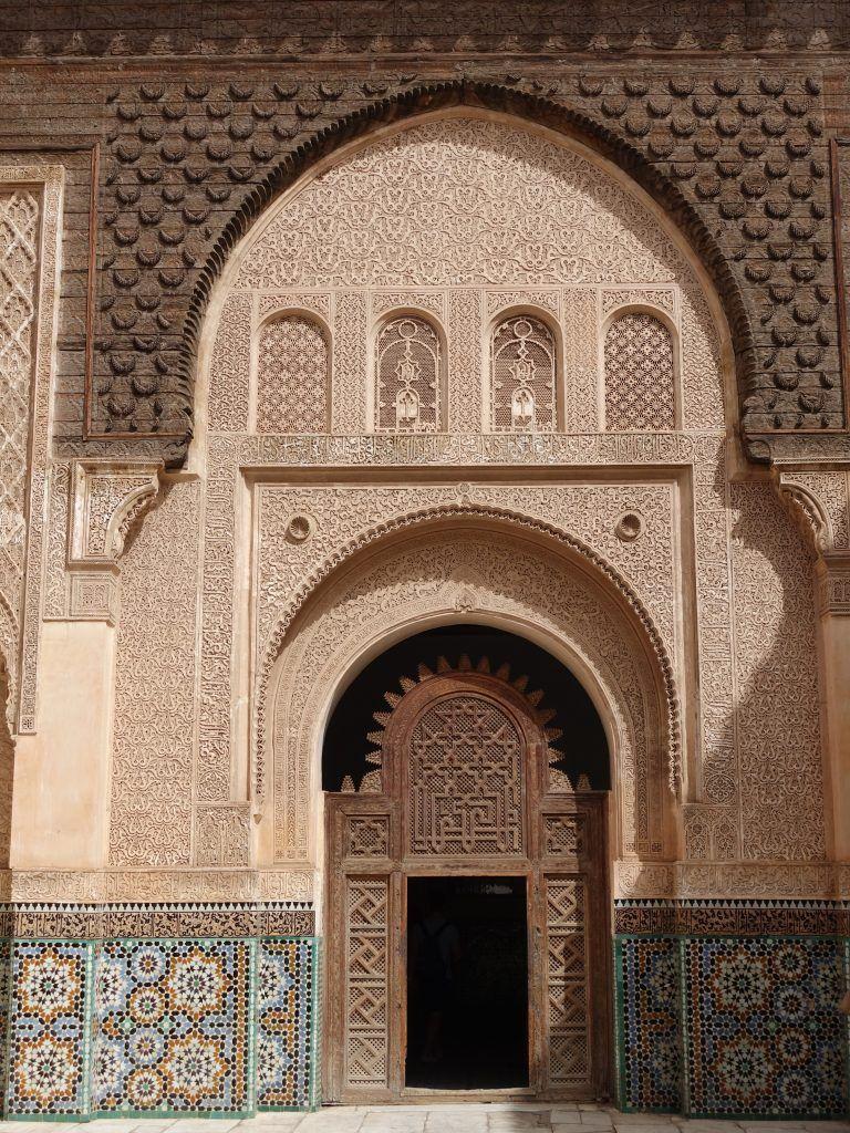 Madrassa de Ben Youssef,