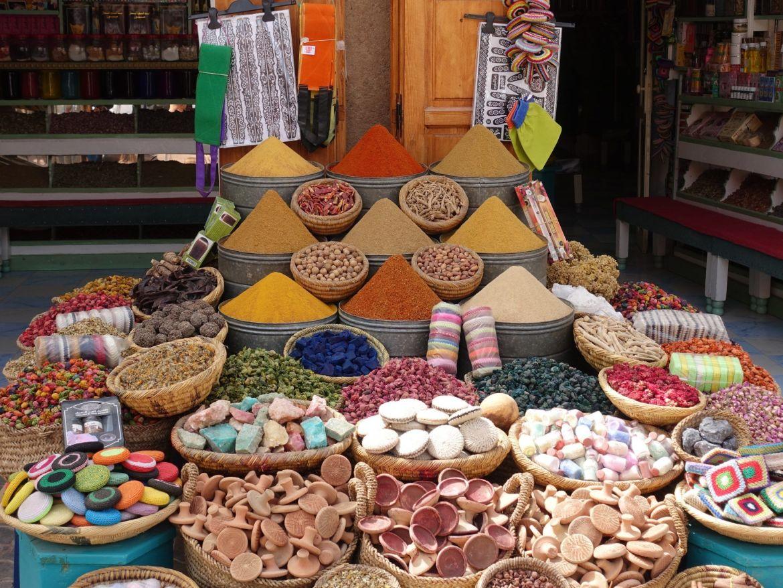 Plaza de las Especias: Marrakech en una semana