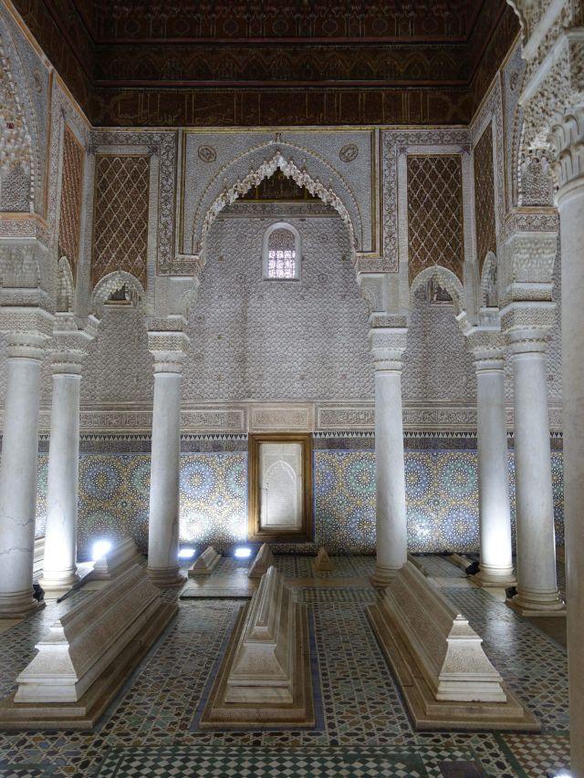 Tumbas Saadíes: Marrakech en una semana