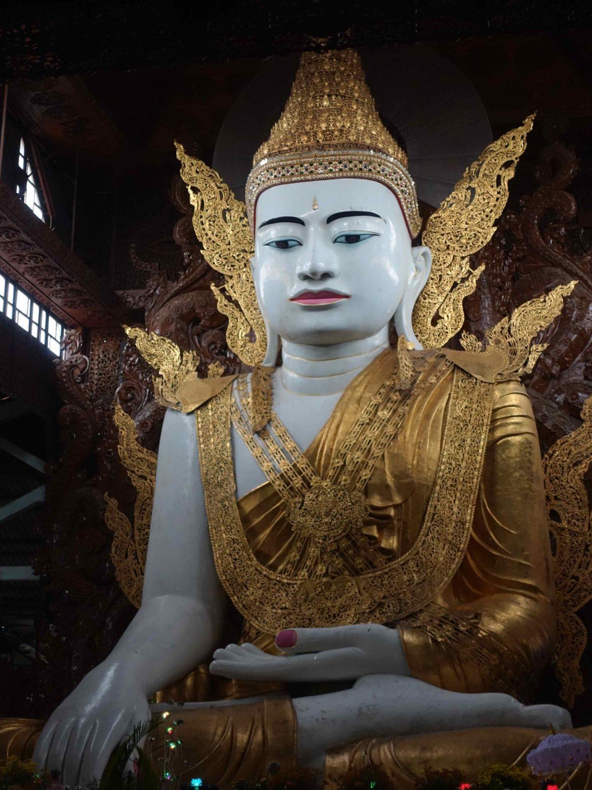 Ngahtatgyi Paya, Yangón