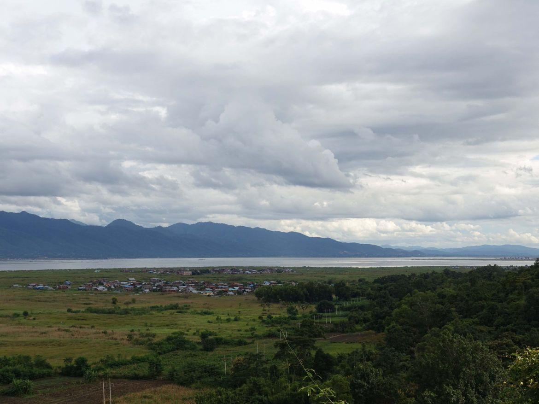 Viewpoint, Lago Inle, Myanmar