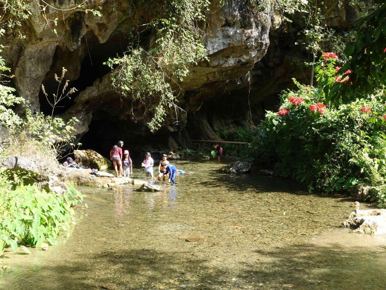 Cueva de Tham Kang, Muang Ngoy, Laos