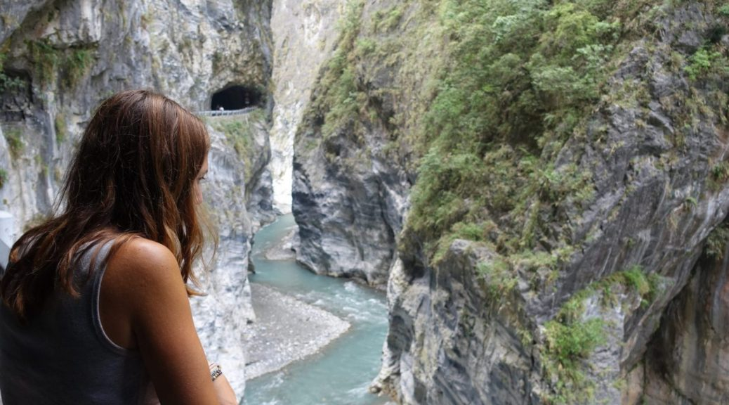 Guía para viajar al parque nacional de Taroko