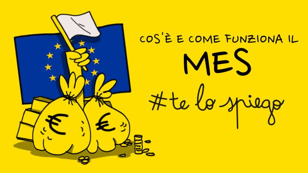 CHE COS'È E COME FUNZIONA IL MES? #TELOSPIEGO!