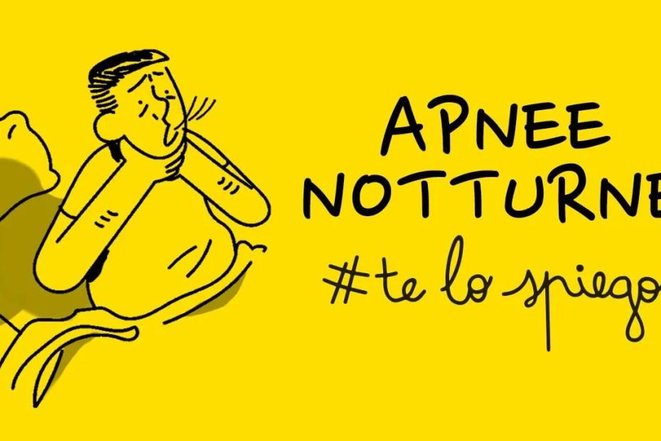 thumbanil Apnee Ostruttive del Sonno