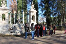 Visitas a los jardines de Aranjuez para institutos (secundaria) - 01
