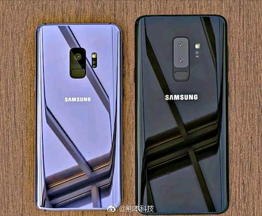 Galaxy S9 Plus Auf Angeblichen Live Bild Aufgetaucht Teltarif De News