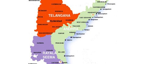 Unjust Demand for Telangana