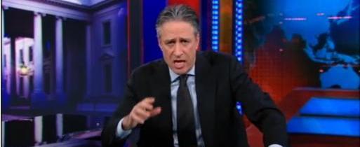 Remembering Jon's Epic Rant on Trump's Pizza Eating