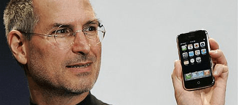 Please Rise for a Standing Ovation to Mr. Steve Jobs