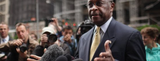 Herman Cain Doesn't Have Facts to Back His Claims, But Claims Nevertheless!