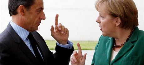 The Telegraph: Eurozone summit – despair and backbiting in the corridors of power