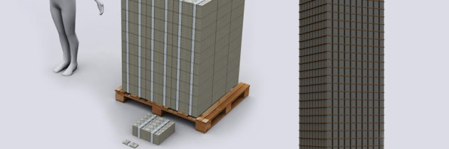 Facinating Infographic About Big Banks' Derivatives Exposure