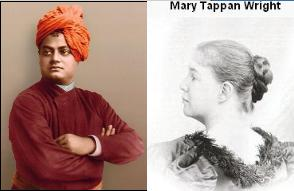 Mary Tappan Letter about Swami Vivekananda