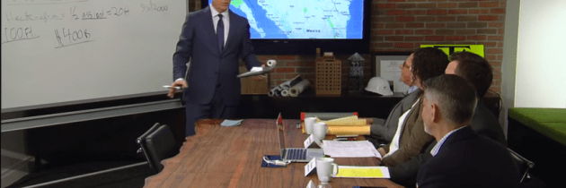 Colbert's expert panel estimates the Border Wall at $2 Trillion
