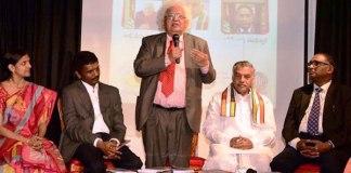 Mahathmodayam Book Release in London