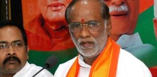 bjp-Laxman Telangana