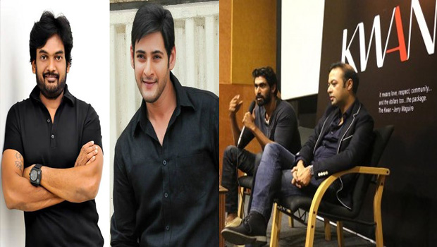 rana start talent management company kwan for heroines dates against mahesh and puri jagannath