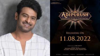 Exciting update from Prabhas-Om Raut's Adipurush