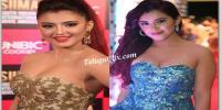 Malvika Sharma at Siima Awards 2019