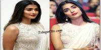 Pooja Hegde at Valmiki Pre Release
