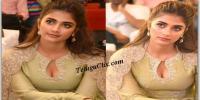 Pooja Hegde at Valmiki Success Meet