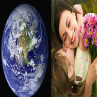 earth and mother