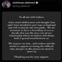 nagachaitanya tweet