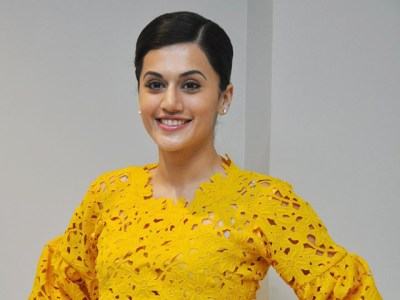 Tapsee Now Shopping In Foreign Countries Due To Abusive Fans
