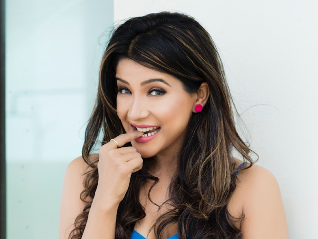 Sakshi Agarwal In A Village Girl Character For New Telugu Movie - tnilive telugu movie updates