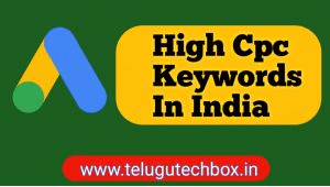 high cpc keywords in india