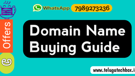 How to choose a low cost domain name telugu