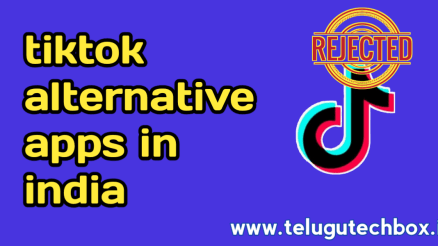 tiktok alternative app in india