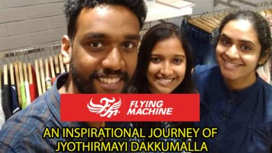 Photo of An inspirational journey of Jyothirmayi Dakkumalla