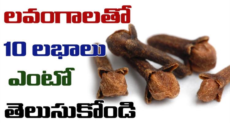 Medicinal Uses of Lavangam or Clove