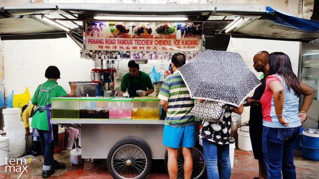 เที่ยวปีนัง ด้วยตัวเอง พร้อมแนะนำ ที่พักปีนัง Street food