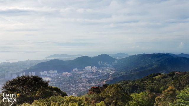เที่ยวปีนัง ด้วยตัวเอง ปีนังฮิลล์ Penang Hills