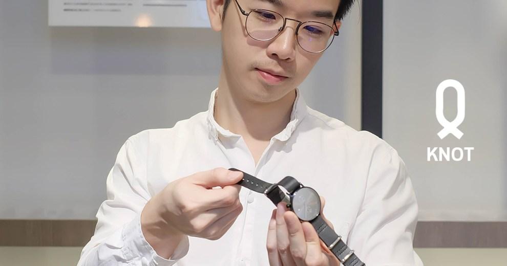 เยี่ยมชมช๊อปน็อต KNOT ร้านนาฬิกา จากญี่ปุ่น ที่สามารถปรับเปลี่ยน ออกแบบได้ ไม่ซ้ำใคร