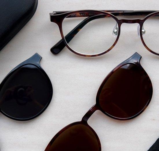 รีวิว แว่นตา OWNDAYS SNAP แว่นสายตากับ Snap Lens กันแดด
