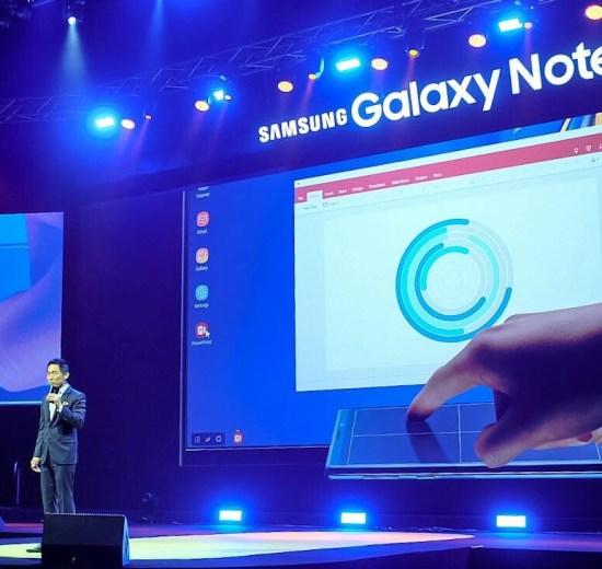 แกะกล่อง Samsung Galaxy Note 9