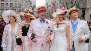 เที่ยว New York นิวยอร์ก เดือนเมษา ชม Easter Parade สีพาสเทลสดใส บนถนน 5th Avenue