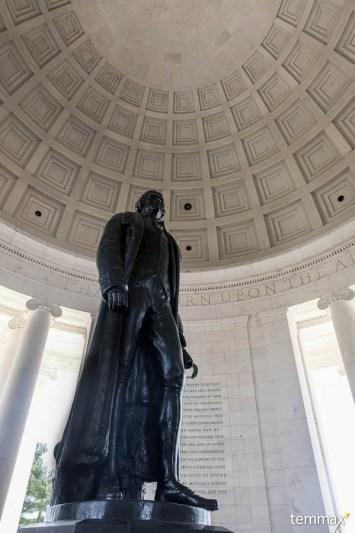 เที่ยว Washington DC, Thomas Jefferson Memorial