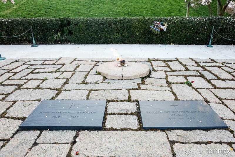 President John F. Kennedy Gravesite