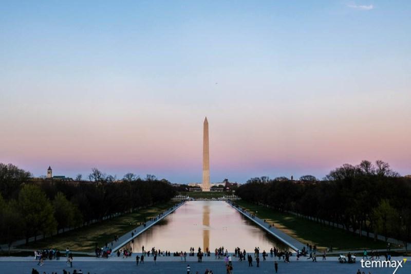 เที่ยว Washington DC, Washington Monument