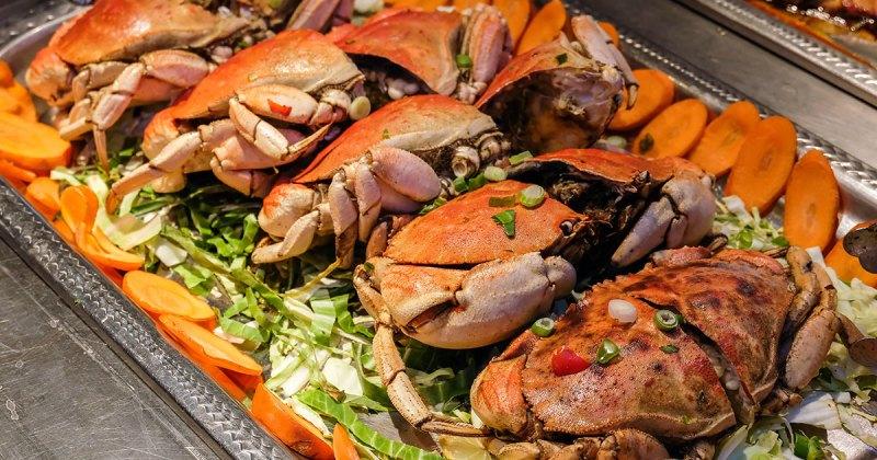Ichi Umi Seafood & Restaurant New York รีวิว เที่ยวนิวยอร์ค ร้านบุฟเฟ่ต์ แนะนำ